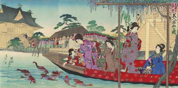 kameido-Chikanobu